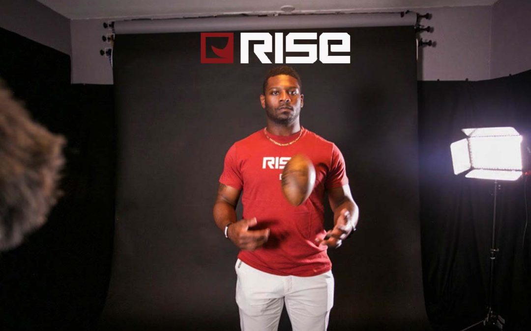 Rise Clothing – Feat. LaDainian Tomlinson
